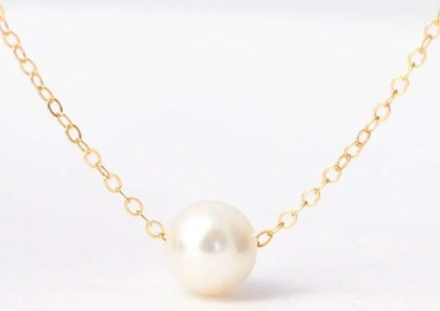 Natural Pearl Drop Necklace, best valentines day gifts for girlfriend