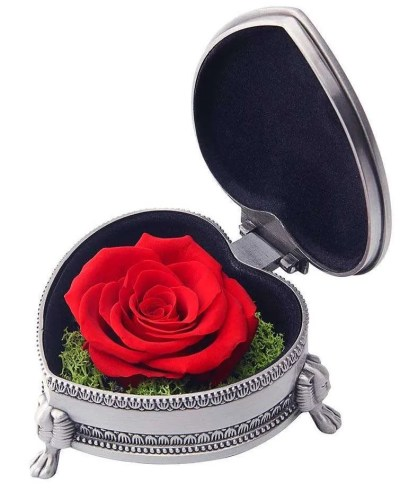Preserved Flower Rose, best valentines day gifts for girlfriend