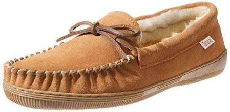 Tamarac by Slippers International Men's Camper Moccasin, valentines day gift for husband
