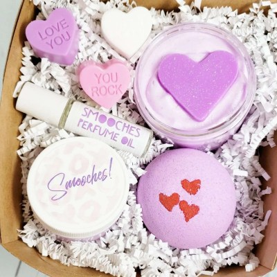 Valentines Day Pampering Gift Set, best valentines day gifts for girlfriend