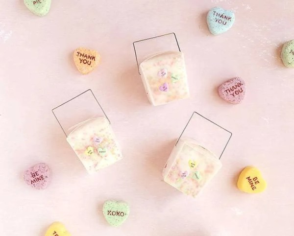Conversation Hearts Valentine's Day Bath Salts