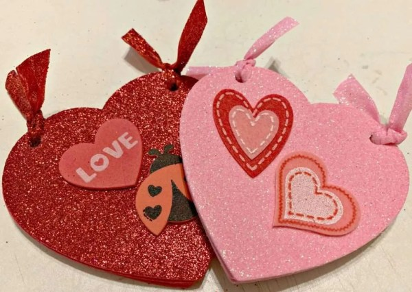 Valentine's Day DIY Photo Books