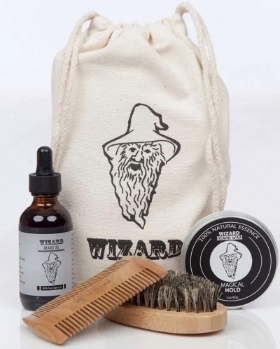 Wizard Beard Grooming Care Kit