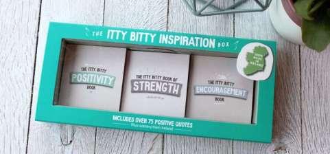 Itty Bitty Inspiration Box, motivational gifts