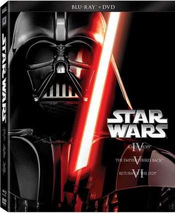 Star Wars- Trilogy - Episodes IV-VI