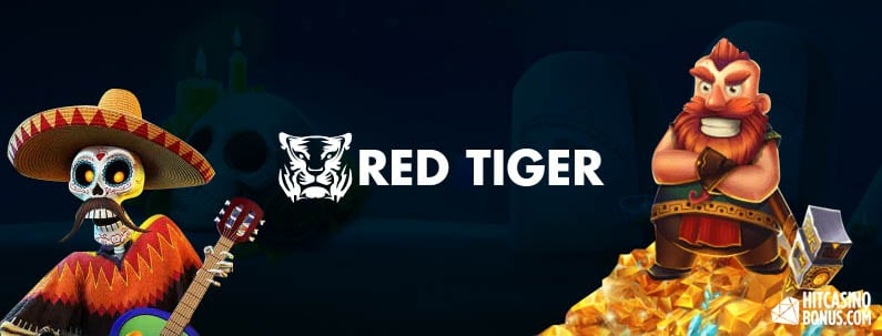 red tiger gaming slot