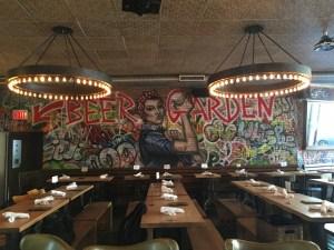West End Hall Beer Garden