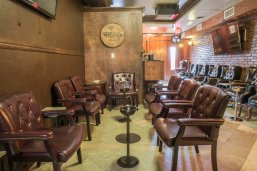 Harlem Cigar Room NYC New York City Bar Monica DiNatale