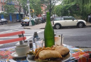 Esperanto NYC Spring Restaurant 365 Guide New York City