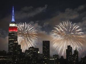 Fourth of July Fireworks Macys NYC