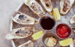 Sagaponack Bar Grill Labor Day Oysters New York City 365 Guide NYC