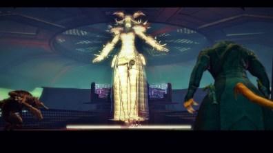 Scarlet's Prime Hologram.