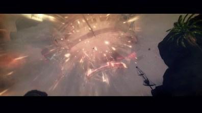 The Breachmaker's explosive ending.
