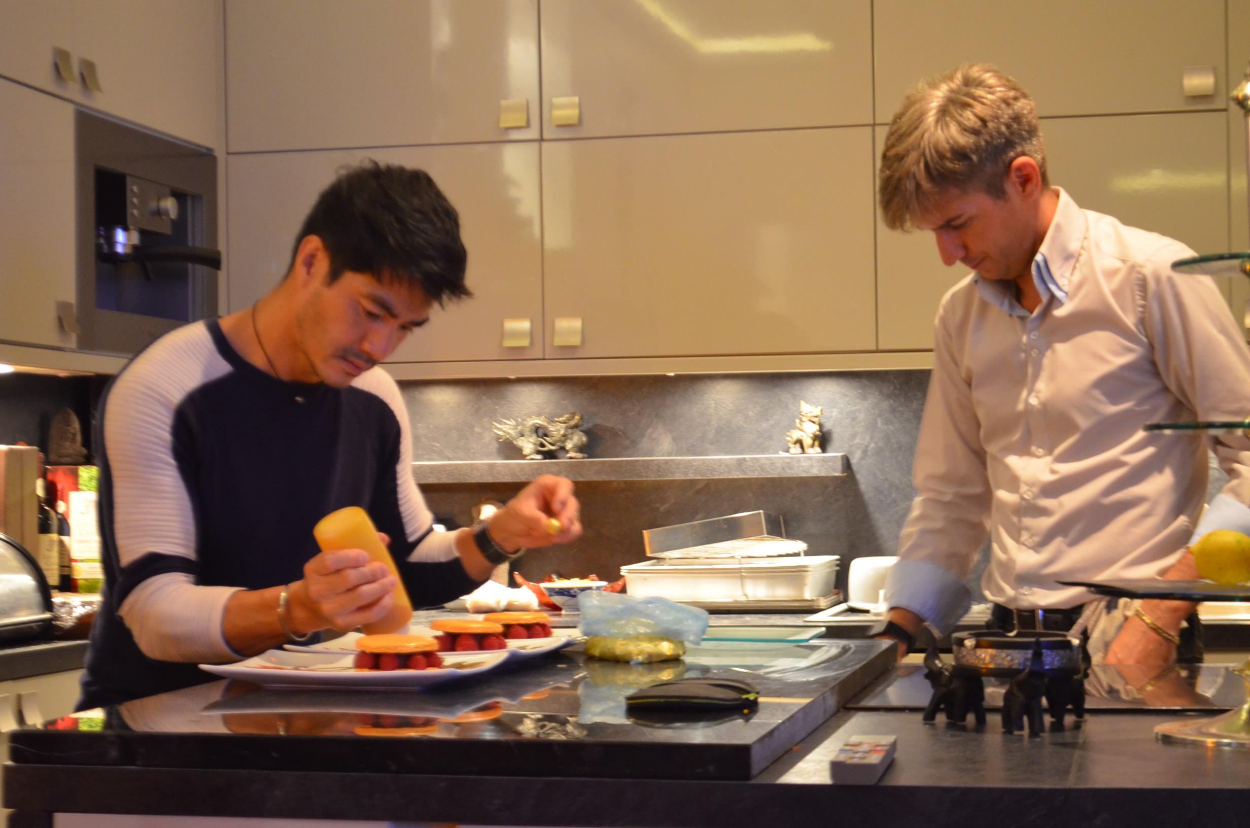Gordon Ramsay Cuisine Cool