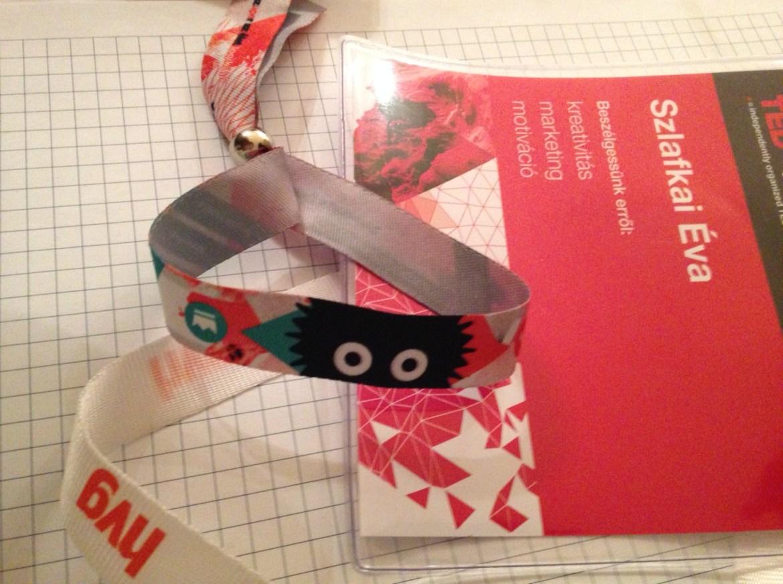 TEDxYouthBudapest konferencia pass