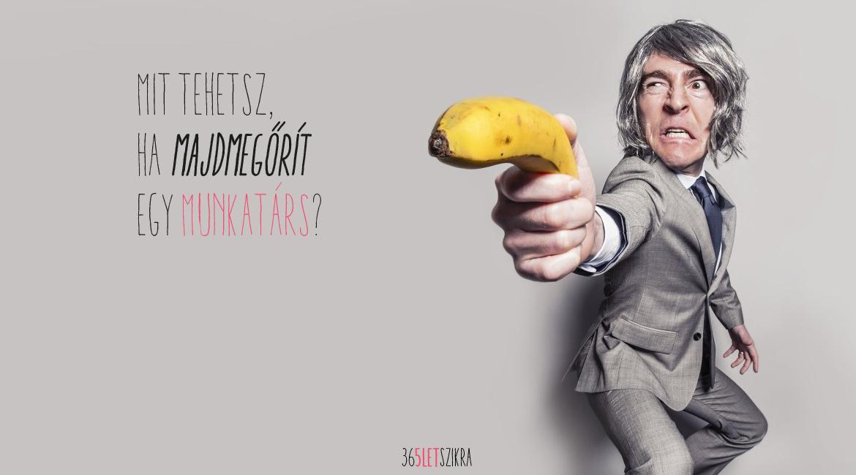 Idegesít a munkatérsad? | Out of Your Box Magazinblog | 365letszikra.hu
