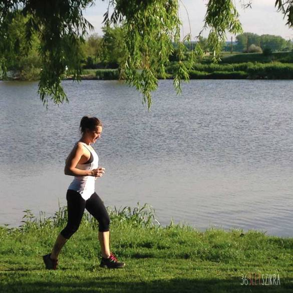 A futás test- és lélektöltő hatása, avagy hajsza magamért! – challange 5.