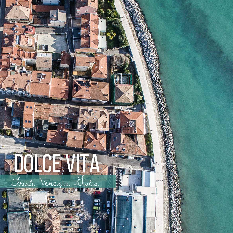 Nyugat-túraajánlat: tenger és hegy randevúja, az itáliai Friuli-Venezia Giulia régió