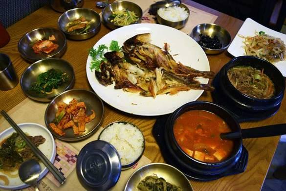 Koreai_BBQ_Mijivel_ Szöul 365letszikra