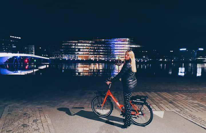 Future is bike - bicóskultúráról Dániában és a jövő városi közlekedéséről