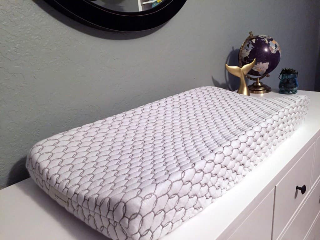 Brentwood Home Sweetpea Changing Pad Review