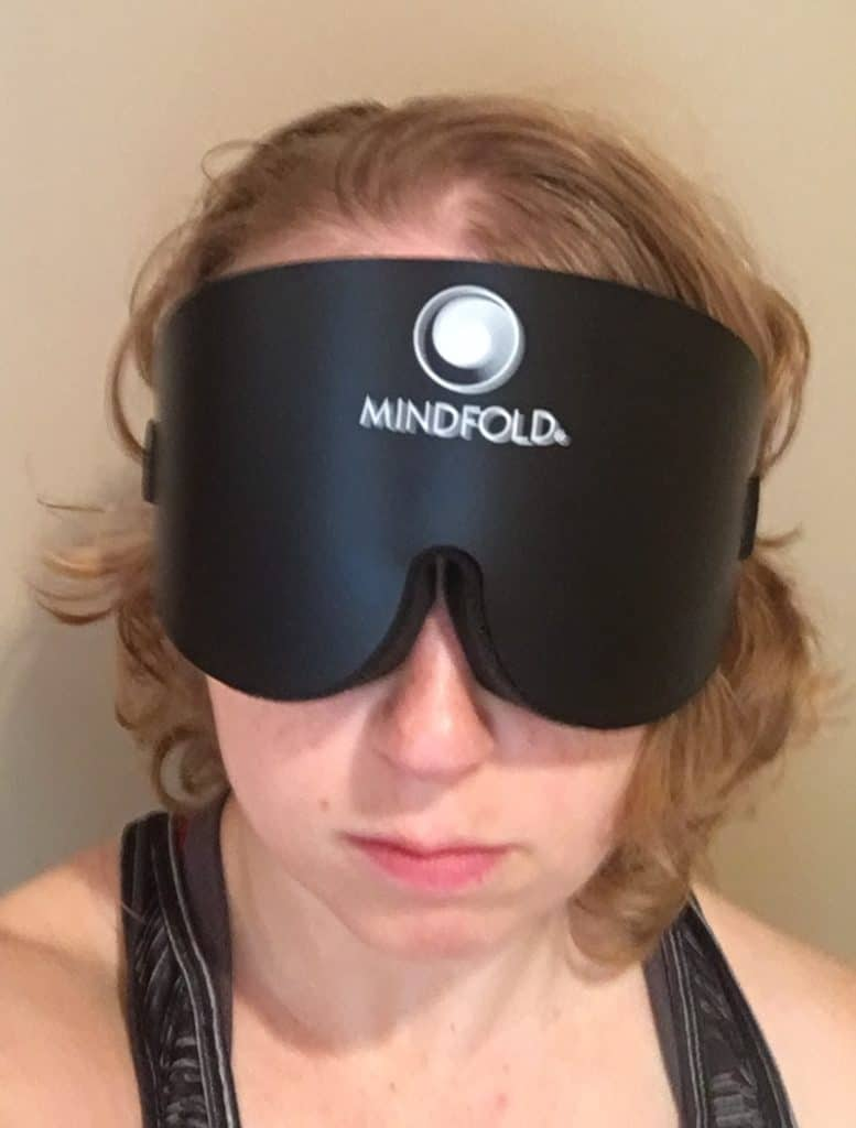 MINDFOLD Sleep and Relaxation Mask Review