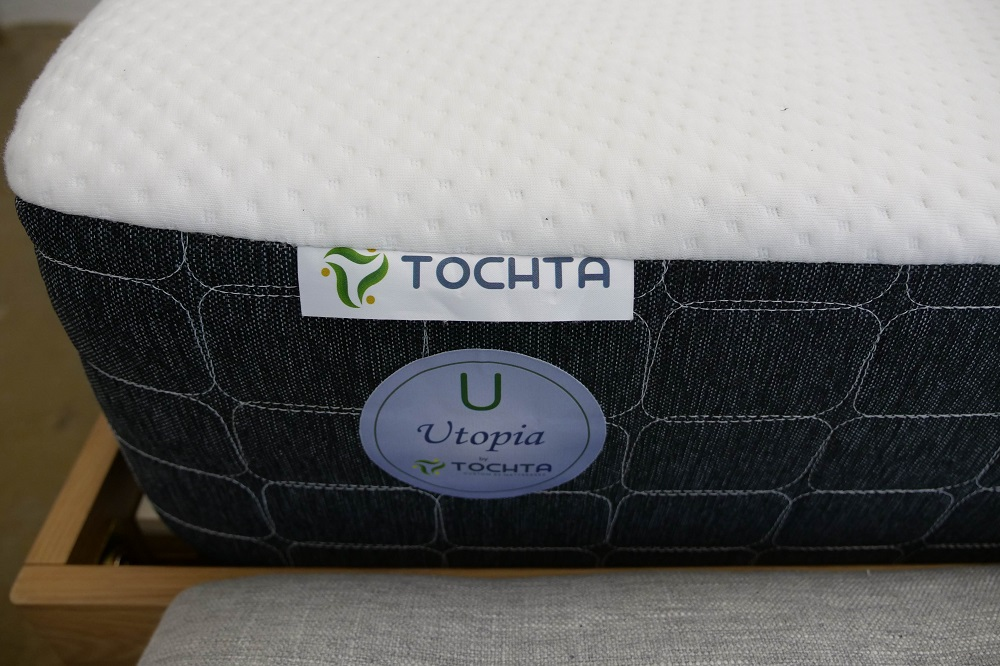 Tochta Utopia Mattress Review - Do You Need a Custom Bed for Your RV?