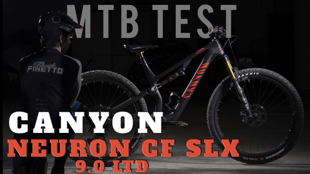 test canyon neuron cf slx ltd