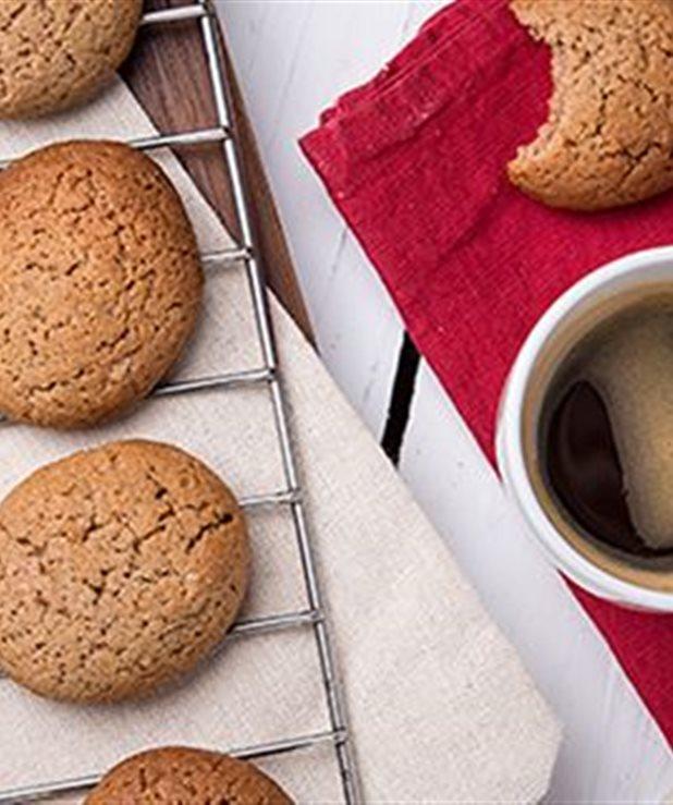 Ειδήσεις - Λαχταριστά μπισκότα με σίκαλη...