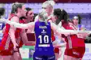 Κύπελλο βόλεϊ γυναικών: ΑΕΚ - Ολυμπιακός στον ημιτελικό - Βόλεϊ