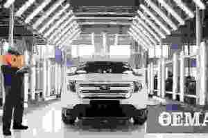 H Ford εξετάζει το κλείσιμο δύο εργοστασίων στη Ρωσία
