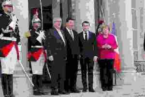 O Μακρόν δίνει ευρωπαϊκή νότα στην επίσκεψη Σι Ζινπίνγκ | Πολιτική | DW