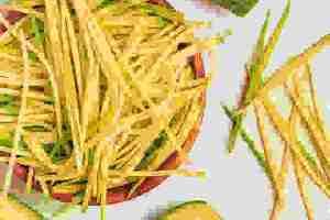 Spiralized λαχανικά και φρούτα; Να γιατί τα noodles από λαχανικά είναι η τάση που πρέπει να ακολουθήσεις