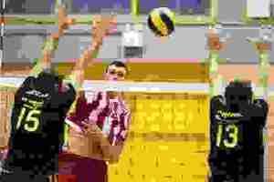Volleyleague Ανδρών: Τα ζευγάρια των play offs και των play out - Βόλεϊ
