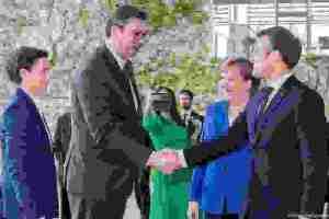 Γαλλογερμανική διαμεσολάβηση στα Δυτικά Βαλκάνια   Πολιτική   DW