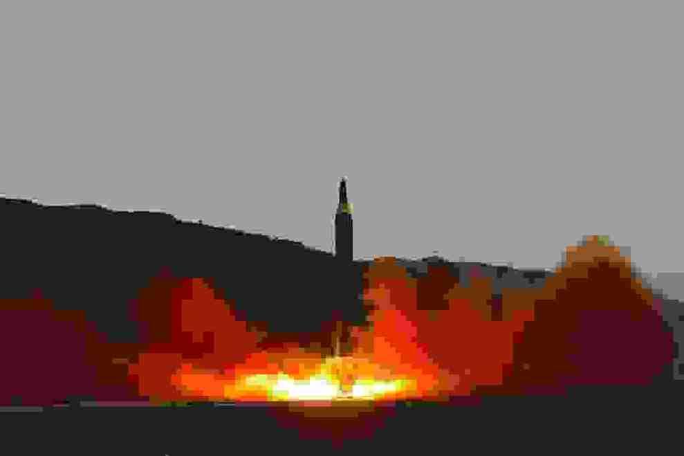 Μπόλτον : Οι πυραυλικές δοκιμές από Β. Κορέα παραβιάζουν αποφάσεις του ΟΗΕ - Ειδήσεις - νέα - Το Βήμα Online