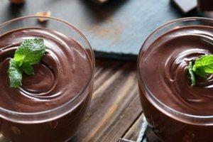Εύκολη μους σοκολάτας