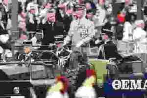 Γαλλία: Άλογα, τζιπ και αεροσκάφη στην παρέλαση για την Ημέρα της Βαστίλης