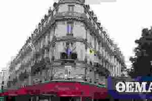 Γαλλία: Άνοιξε και πάλι σήμερα η διάσημη μπρασερί Le Fouquet's στο Παρίσι