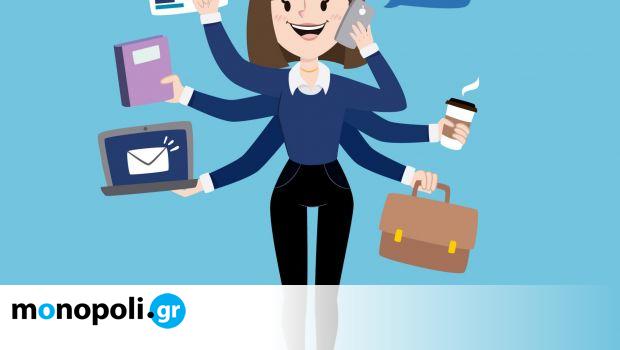 Γιατί η ικανότητα του multitasking δεν είναι προνόμιο; - Monopoli.gr