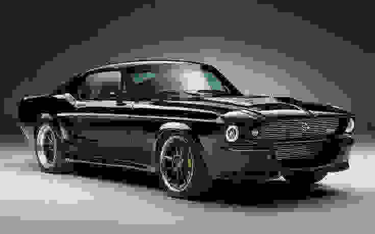 Η ηλεκτρική και πανίσχυρη Ford Mustang των 335.000 ευρώ