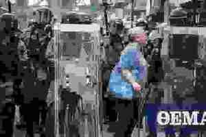 Χονγκ Κονγκ: Νέες ταραχές μεταξύ αστυνομικών και εκατοντάδων διαδηλωτών