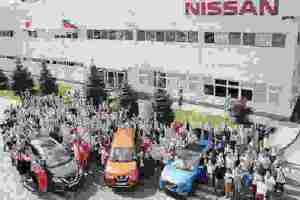 Nissan: Γιορτάζει τα 10 χρόνια λειτουργίας του εργοστασίου της στην Αγία Πετρούπολη