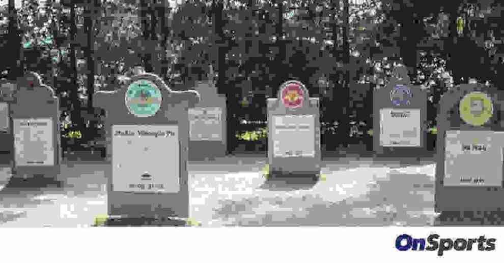 Αυτό είναι το πιο παράξενο νεκροταφείο - Δεν φαντάζεστε τι «αναπαύονται» (photos+video)