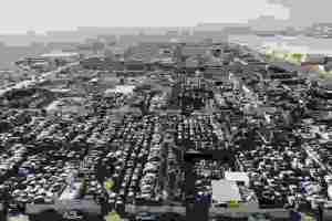 Δείτε το μεγαλύτερο νεκροταφείο supercars του κόσμου