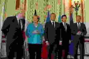 Σύνοδος Κορυφής G7: Συνάντηση Τζόνσον – Τουσκ