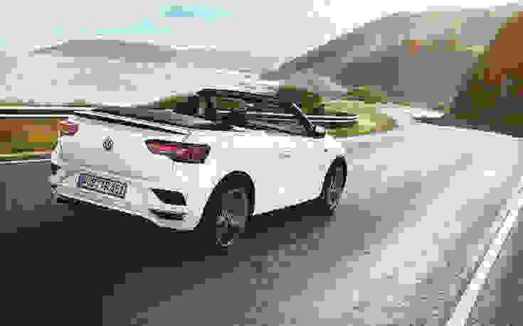 To «ξεσκούφωτο» SUV, Volkswagen T-Roc Cabriolet