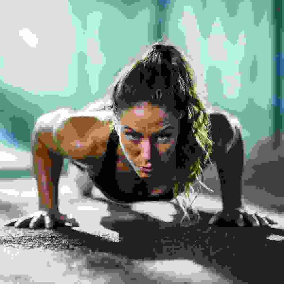 Η σωστή τεχνική για το push-up από τον trainer - Shape.gr