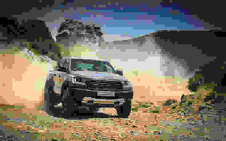 Η Ford συμμετέχει στο 2ο Off Road Adventure Festival