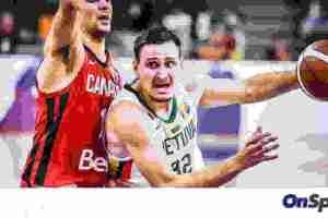 Λιθουανία-Καναδάς 92-69: «Τσέκαρε» το εισιτήριο, πάει για πρωτιά (photos)